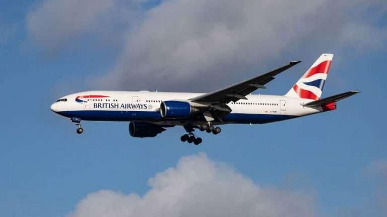 British Airways Passenger Uses Twitter Advert Over Rubbish Service