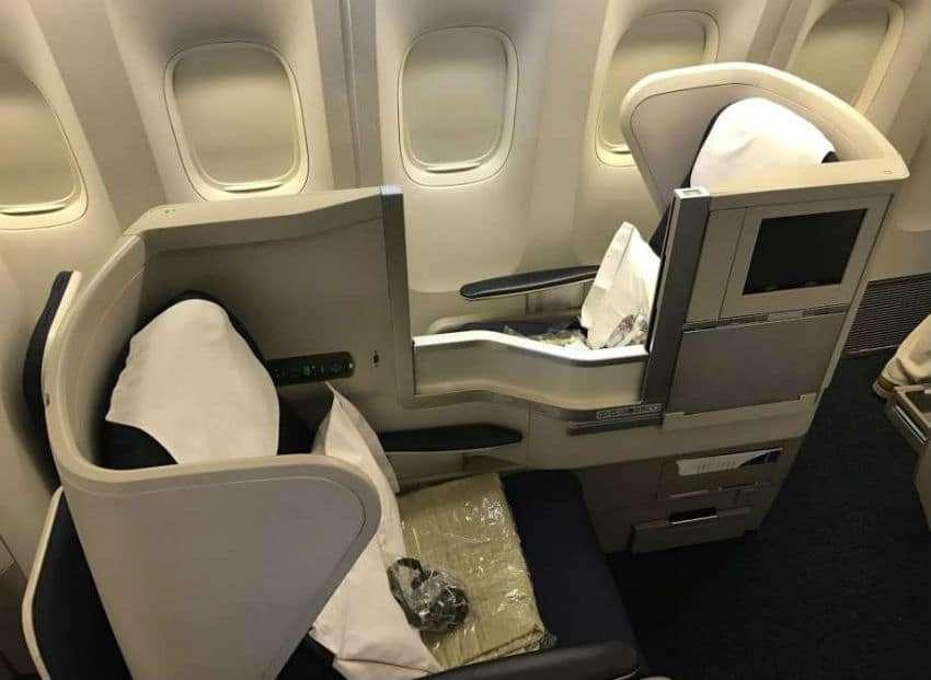 advice on free flight upgrade