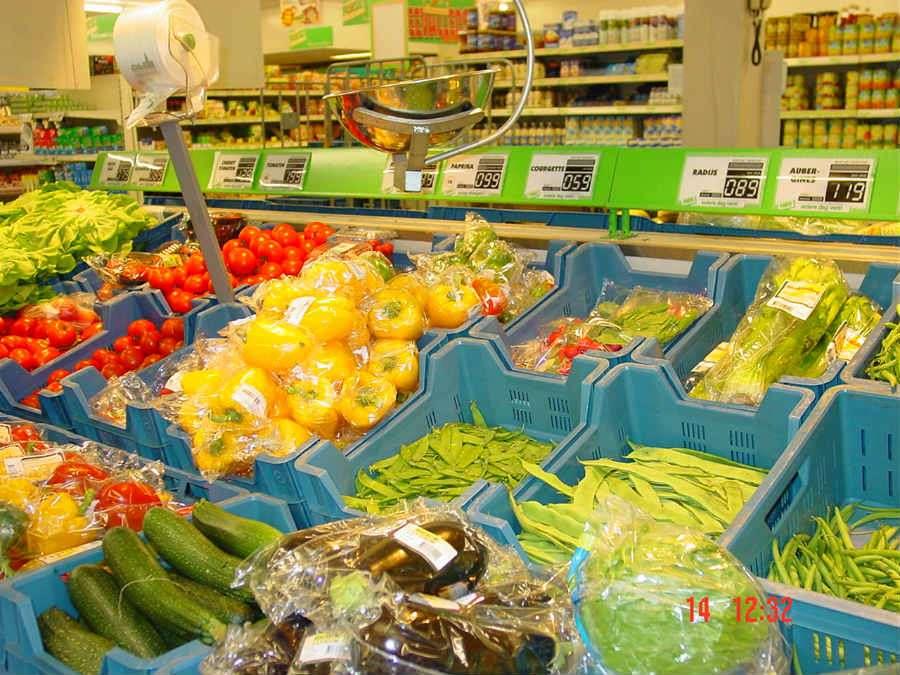 xmas vegatables
