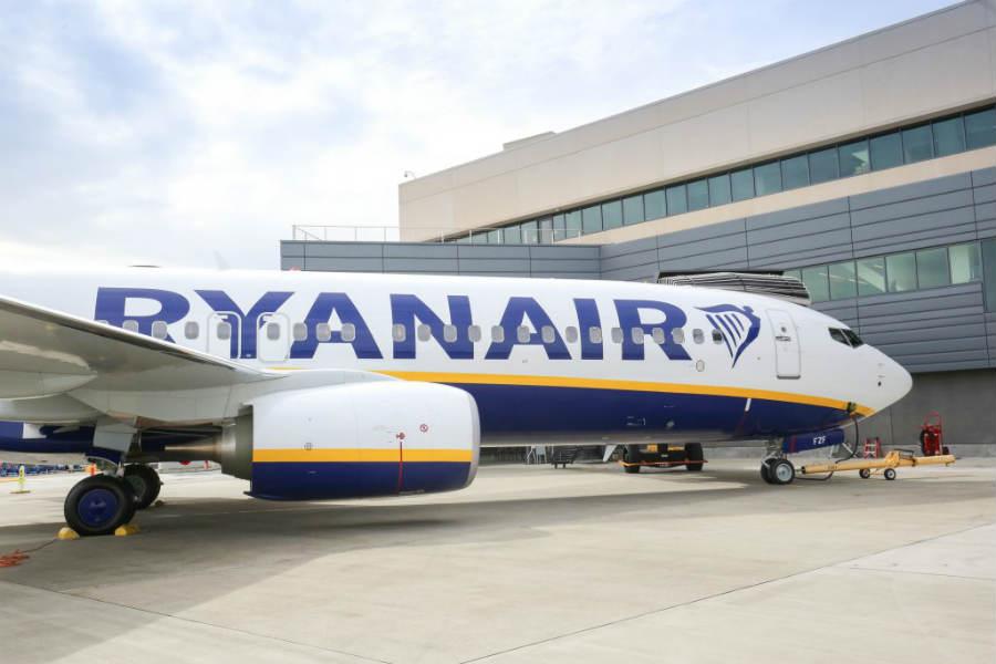 RyanairBoeing