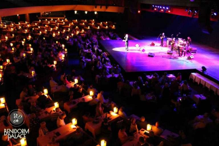 Benidorm Palace – Why its Europes top entertainment venue