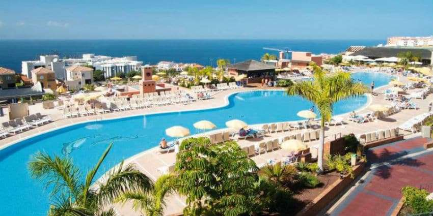 first choice tenerife holiday village