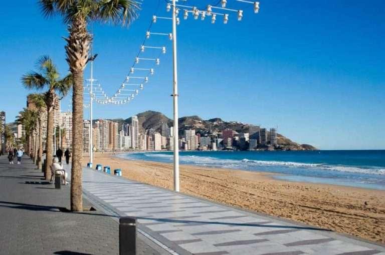 Benidorm Beach Is The Second Best in Spain