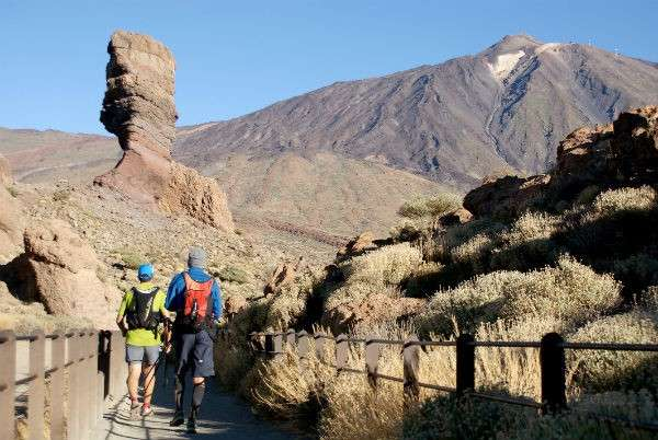 TravMedia United Kingdom 1221712 Cajamar Tenerife Bluetrail 2017 Entrenamiento