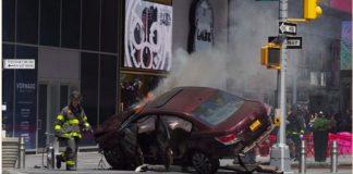 serious car crash new york