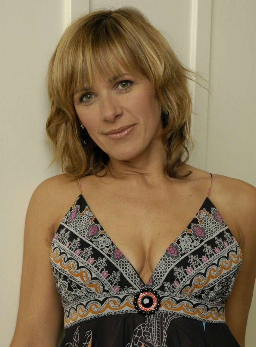 carol smillie on holiday