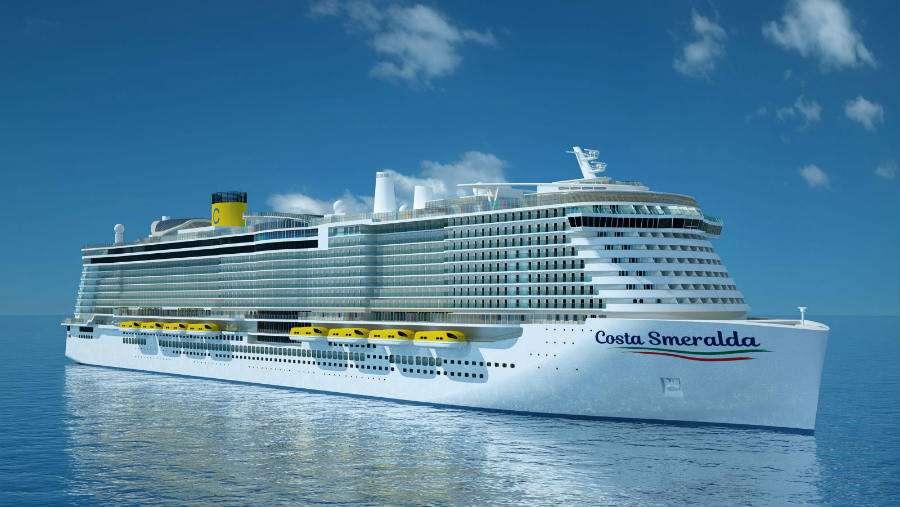 cruise ship upgrades