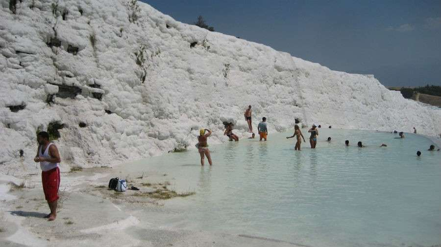 Highlights of Ephesus and Pamukkale