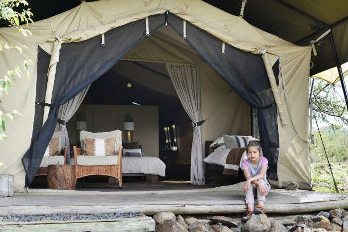 africa safari for children