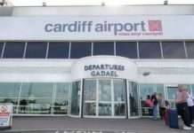 Busy summer for cardiff airport