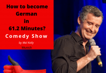 How to become German in 61.2 Minutes