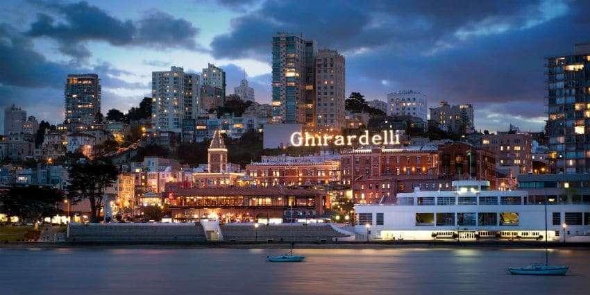 Ghirardelli Square in San Francisco