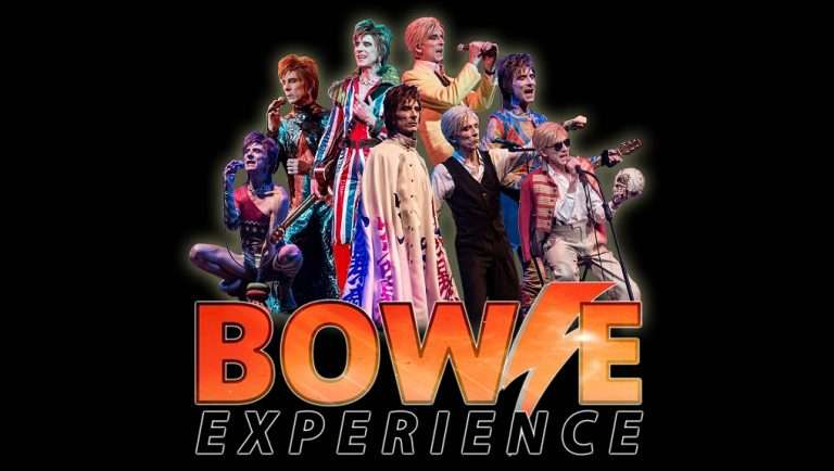 The Bowie Experience At Skegness Embassy