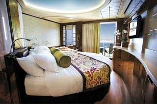 The Norwegian Epic Haven Spa Suite