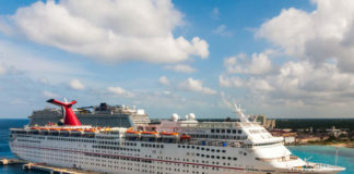 compensation for cruise holidays