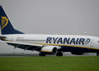 strike action ryanair