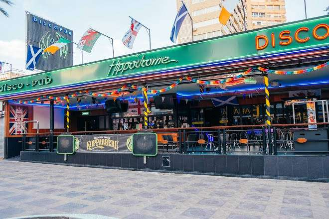 benidorm ready for british holidaymakers