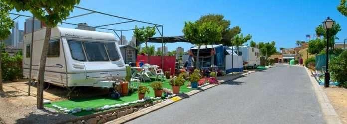 camping in benidorm