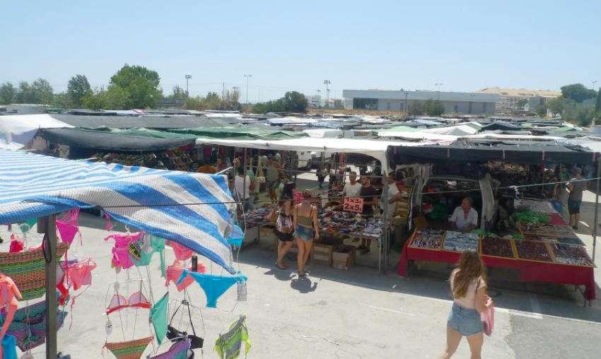market days in benidorm
