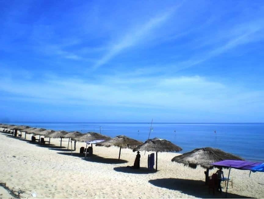 best beaches ham rong beach