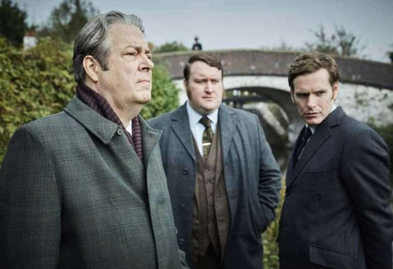 ENDEAVOUR New Series Set To Be The Best Yet