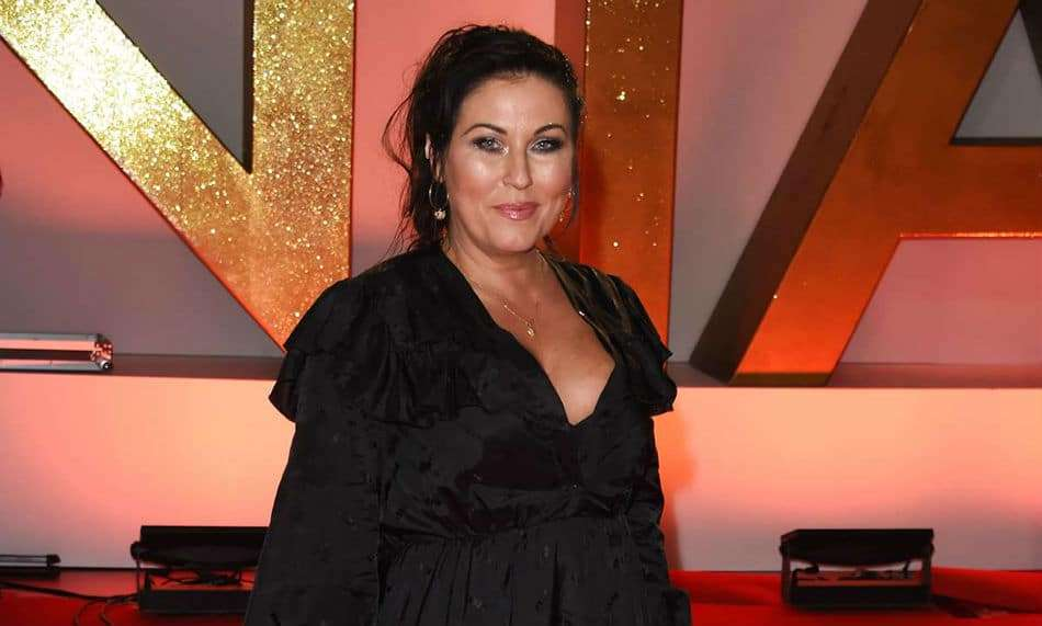 BBC Eastenders Suspend Jessie Wallace