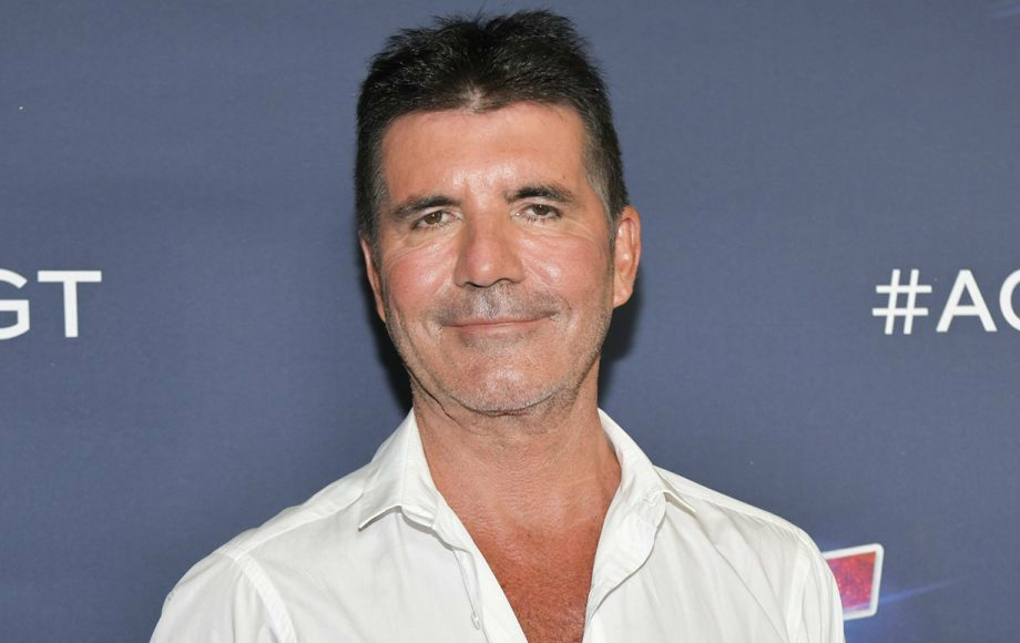 simon cowell angry with one direction