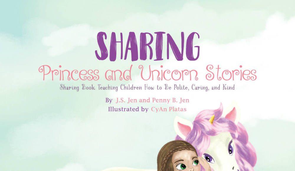 princess and unicorn stories book