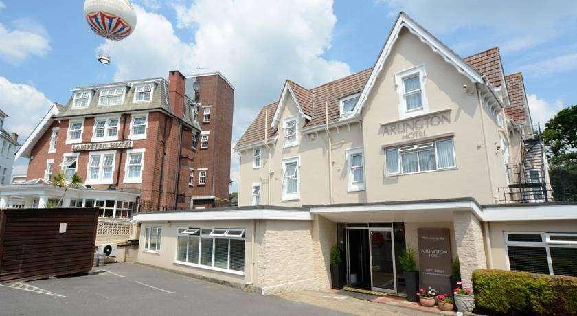 arlington hotel bournemouth