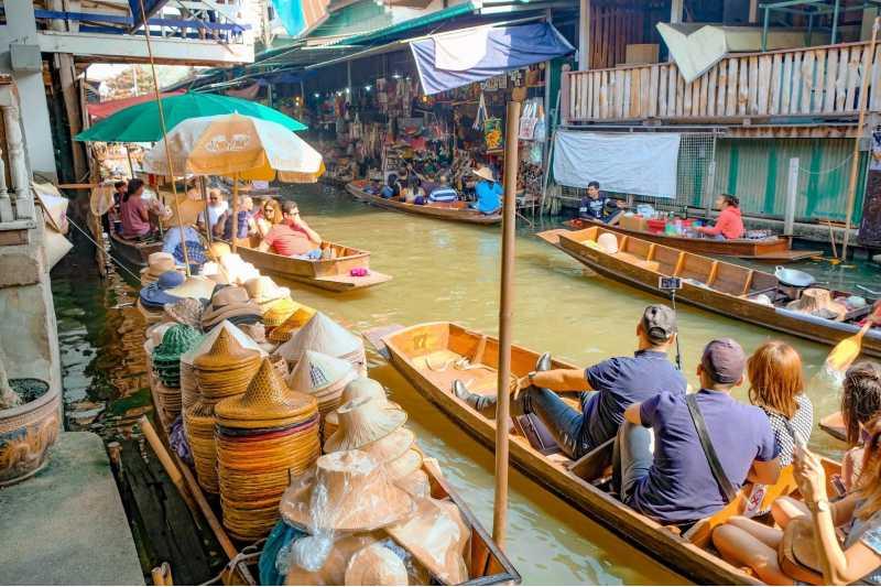 best places to visit thailand