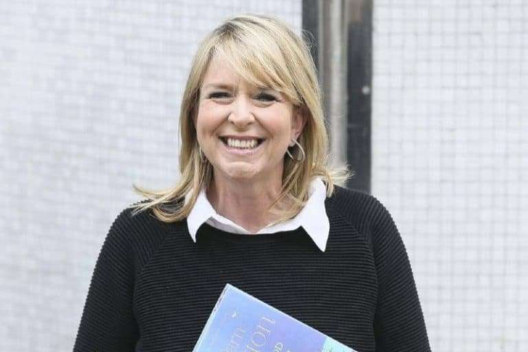 Fern Britton Quit This Morning Due To Being Treated Badly