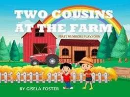 Two Cousins at the Farm book