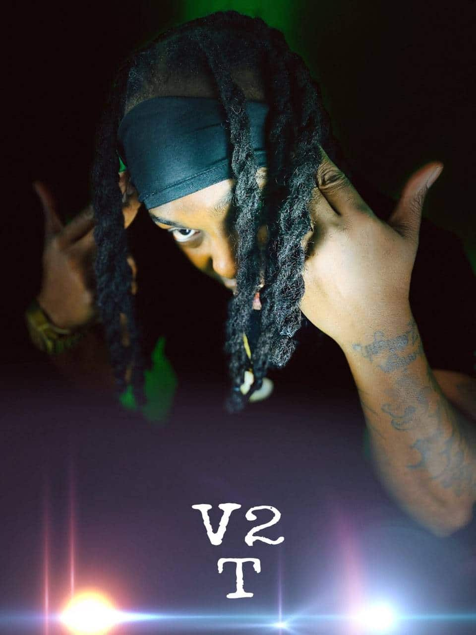 rapper Visionz2turnt