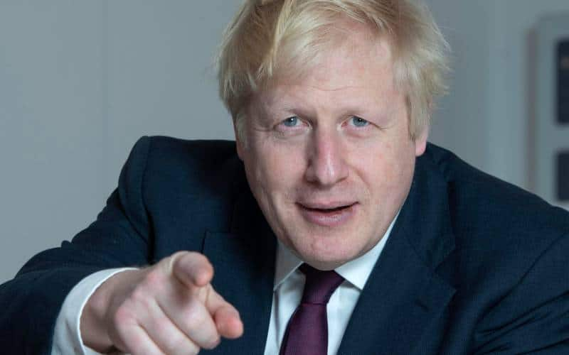 boris johnson coronavirus second wave