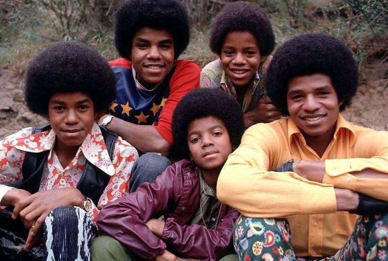 best r&b singers the jackson five