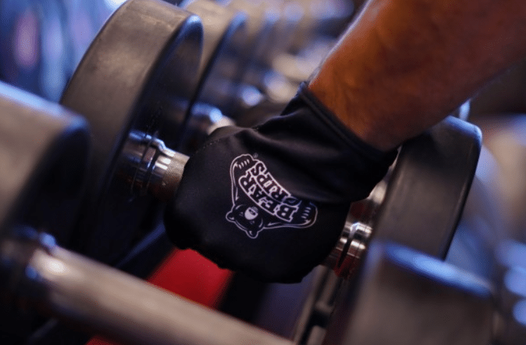 new gym gloves