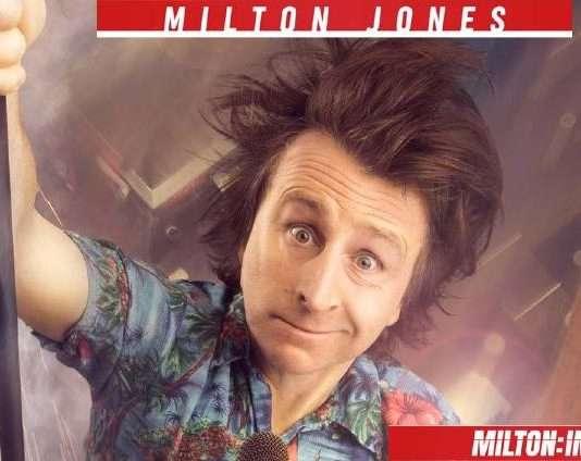 Milton jones comedy