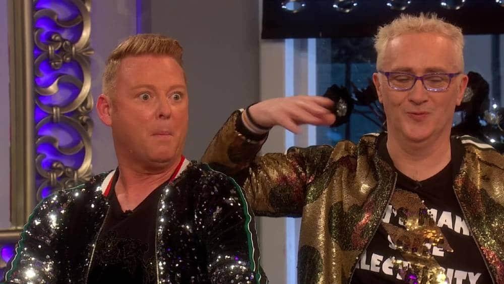bbc xmas mrs brown boys