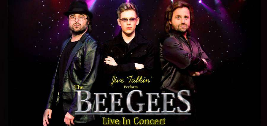 bee gees coming to grimsby