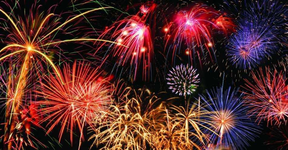 firework display cleethorpes