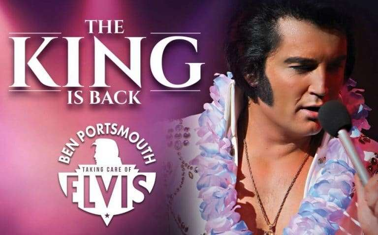 Elvis Is Coming To Skegness In February