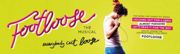 Embassy Theatre Welcomes Footloose The Musical