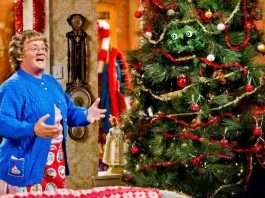 mrs brown boys christmass special