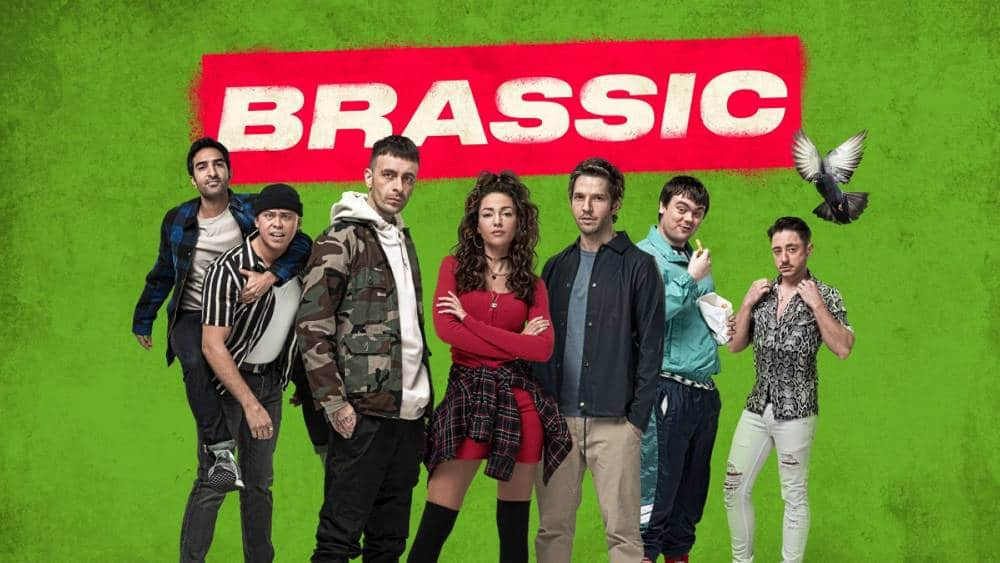 Filming locations of Brassic