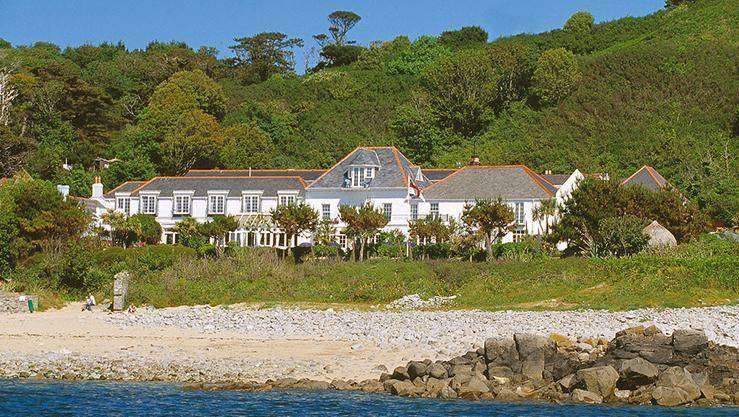 herm island the whote house hotel