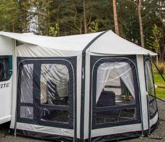 best caravan awnings