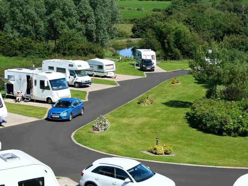 caravan parks in the uk