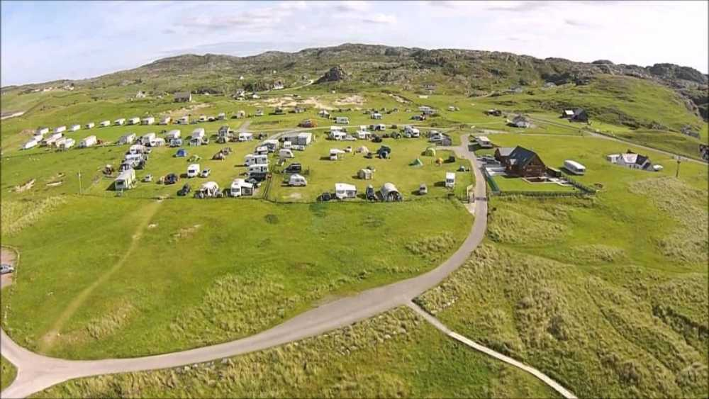 best scotland campsites