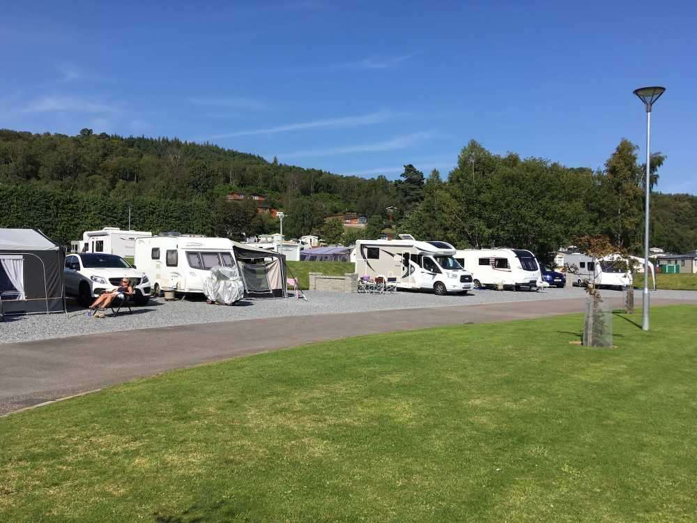 Scotland best caravan park