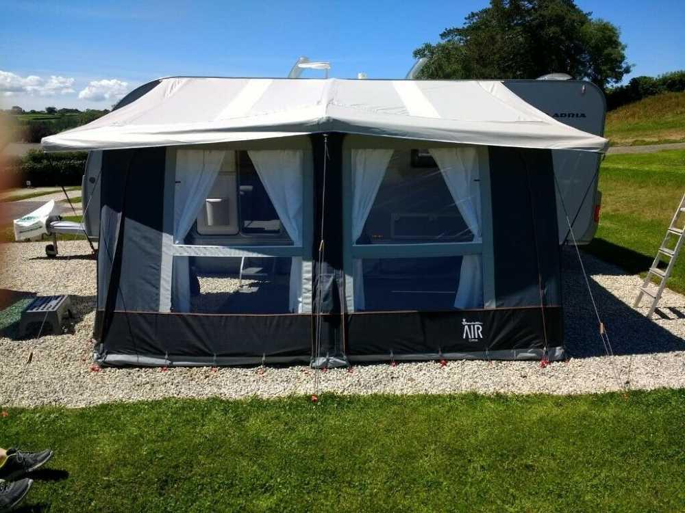 caravan awnings review